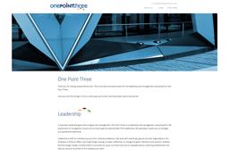 screenshot_one_point_three.com